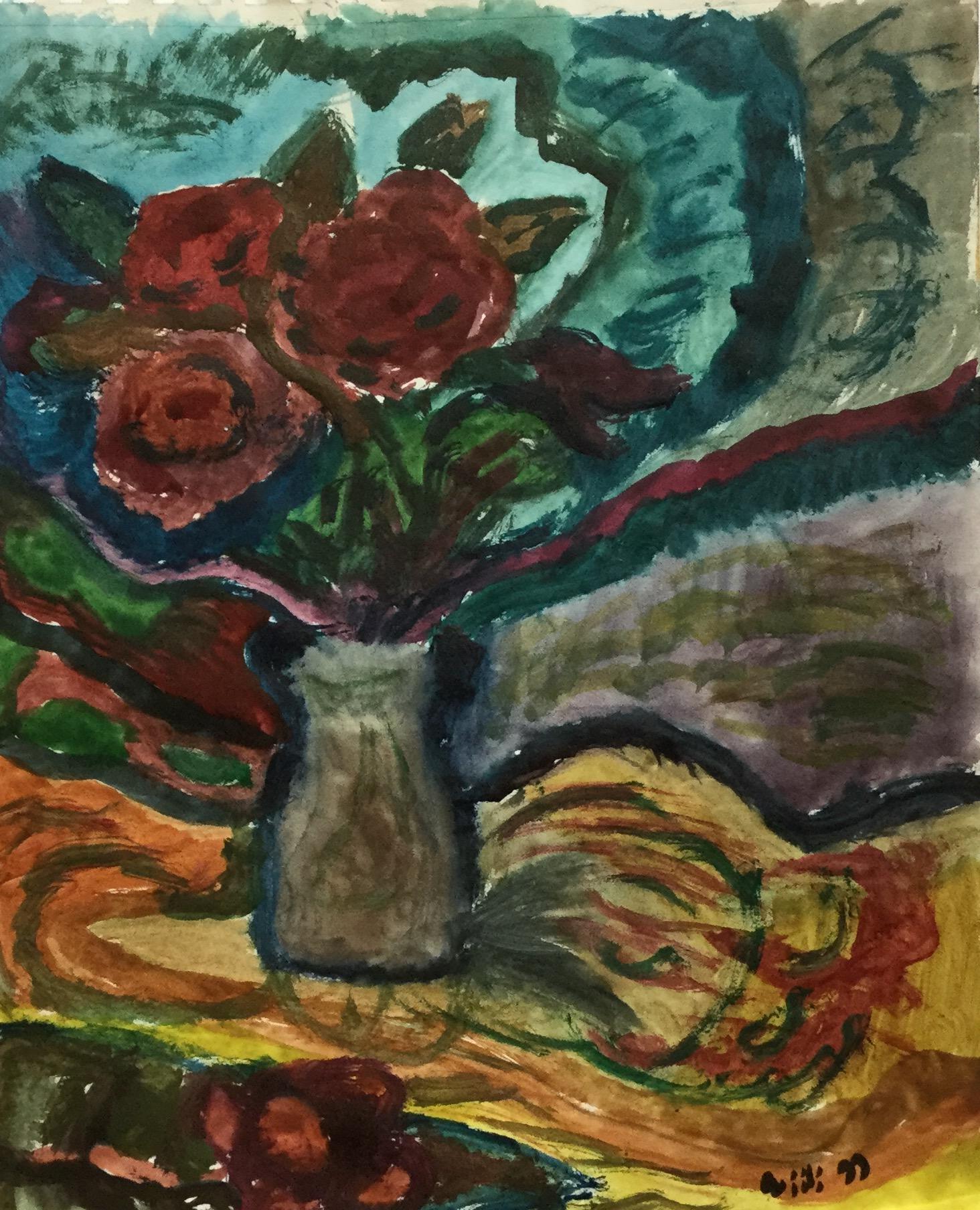 Roses for Robin