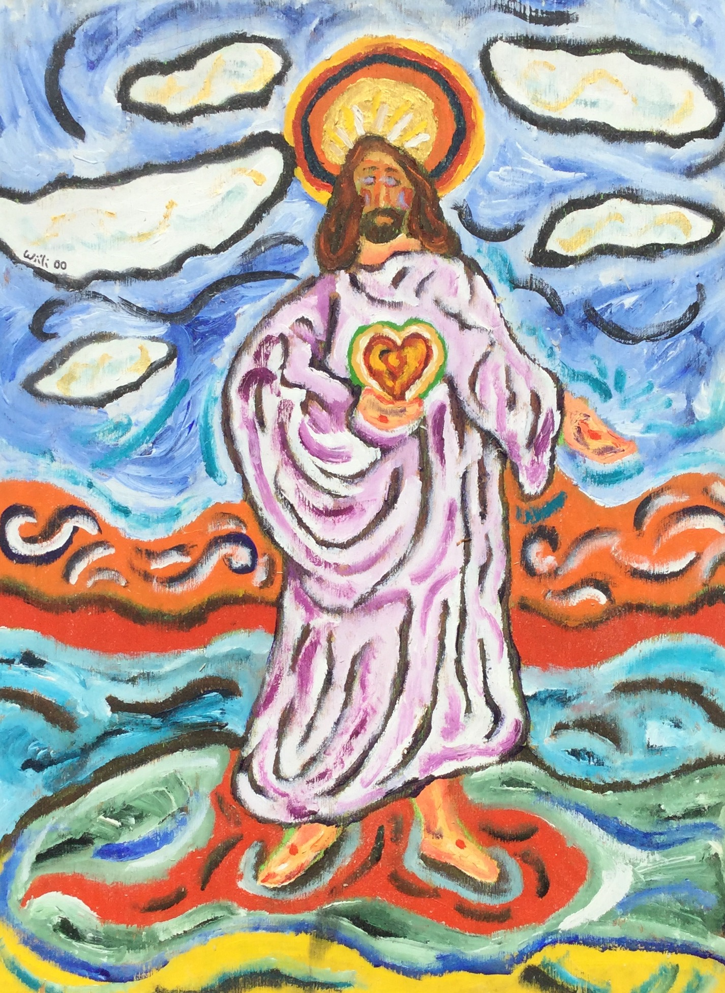 Jesus' Heart