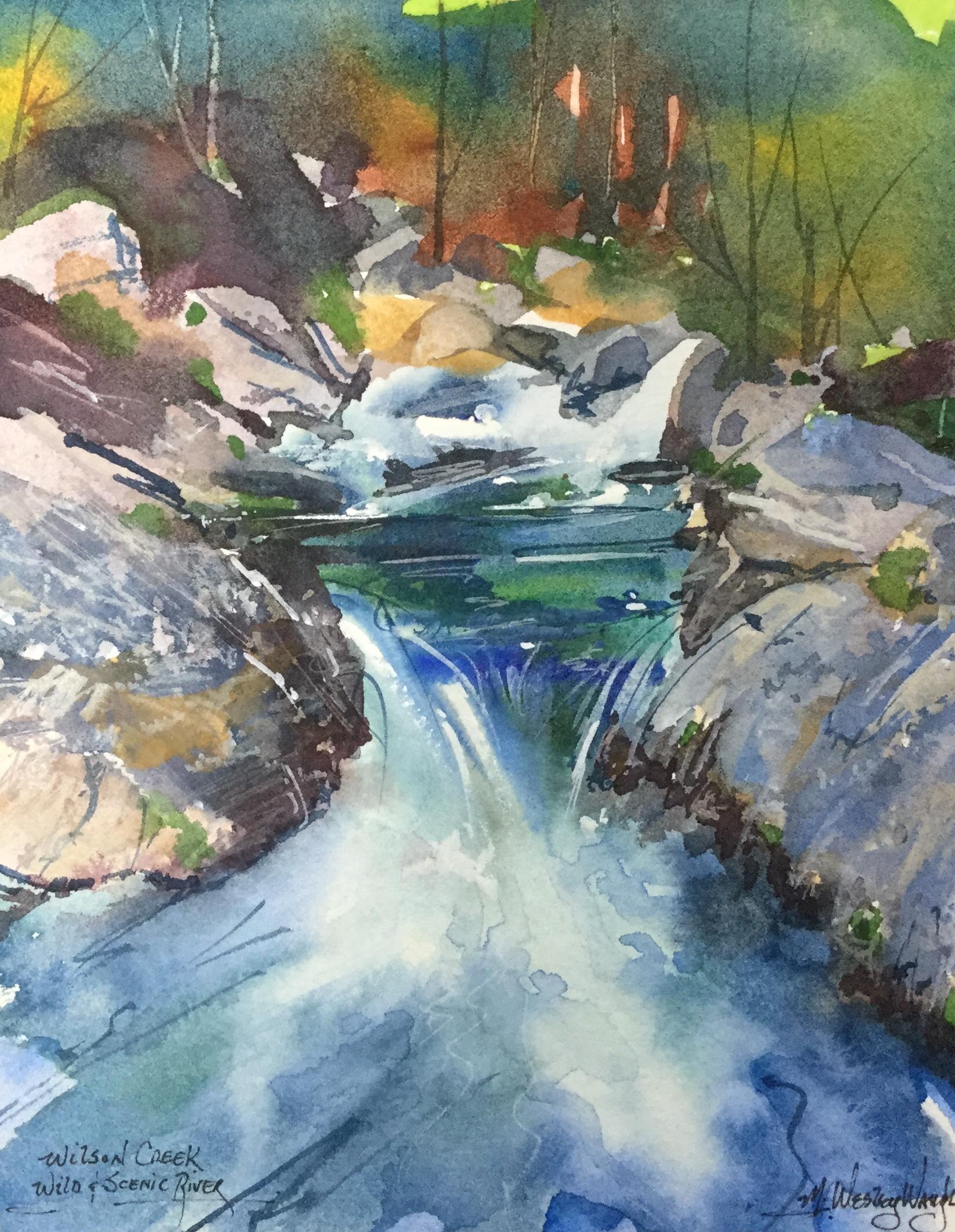 Wilson Creek, Wild and Scenic River