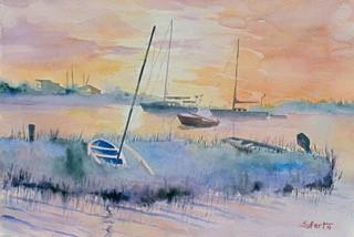 Ocracoke Sunset *