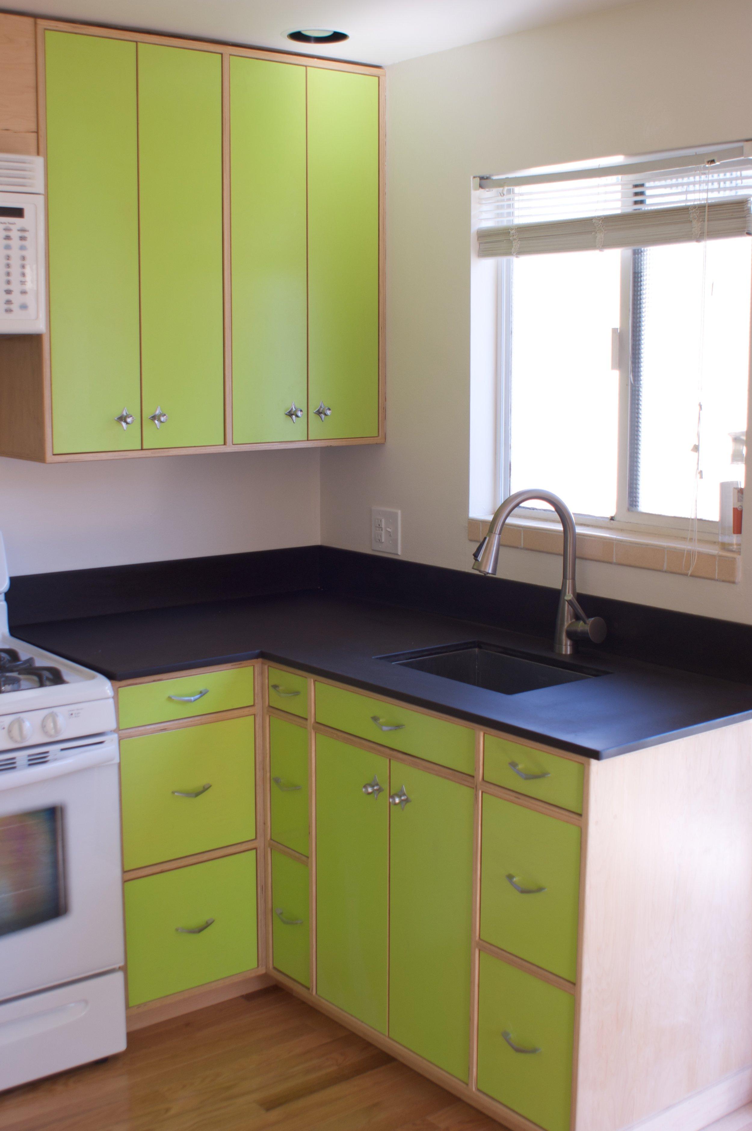 Apartment Remodel, Capital Hill