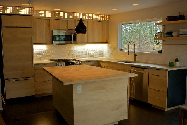 Kitchen Remodel, Greenlake