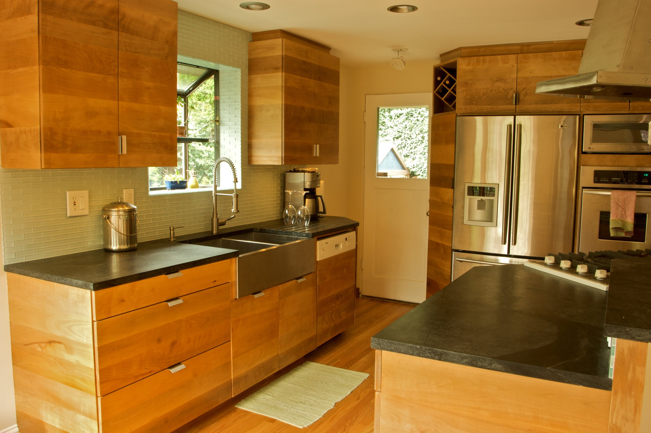 Kitchen Remodel, Madrona