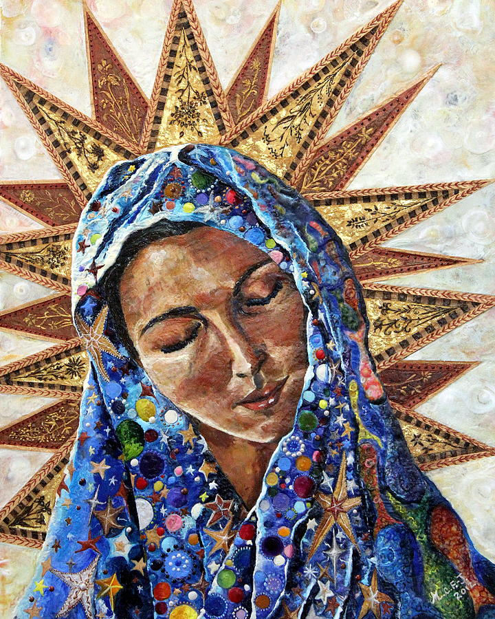 """""""Madonna of the dispossessed"""" by Mary C Farrenkopf"""