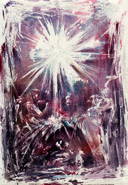 """Nativity I"" by Rachel Christine Nowicki"