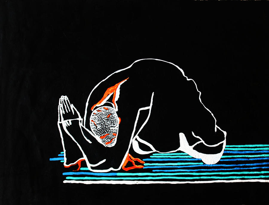 """Gethsemane's Dolor"" by Gloria Ssali"