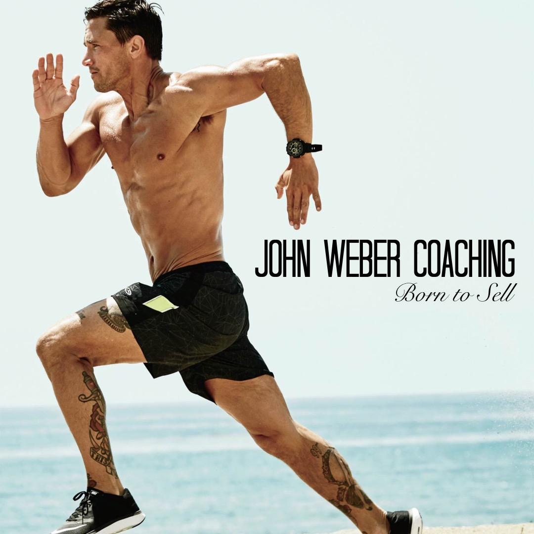 John Weber Coaching - Born to Sell