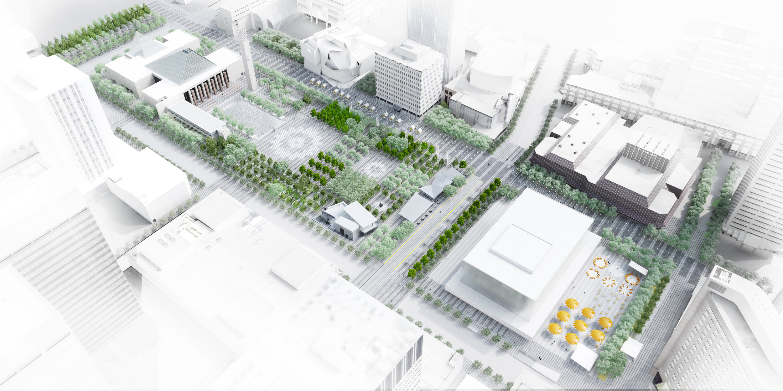 Edmonton Civic Precinct Master Plan -
