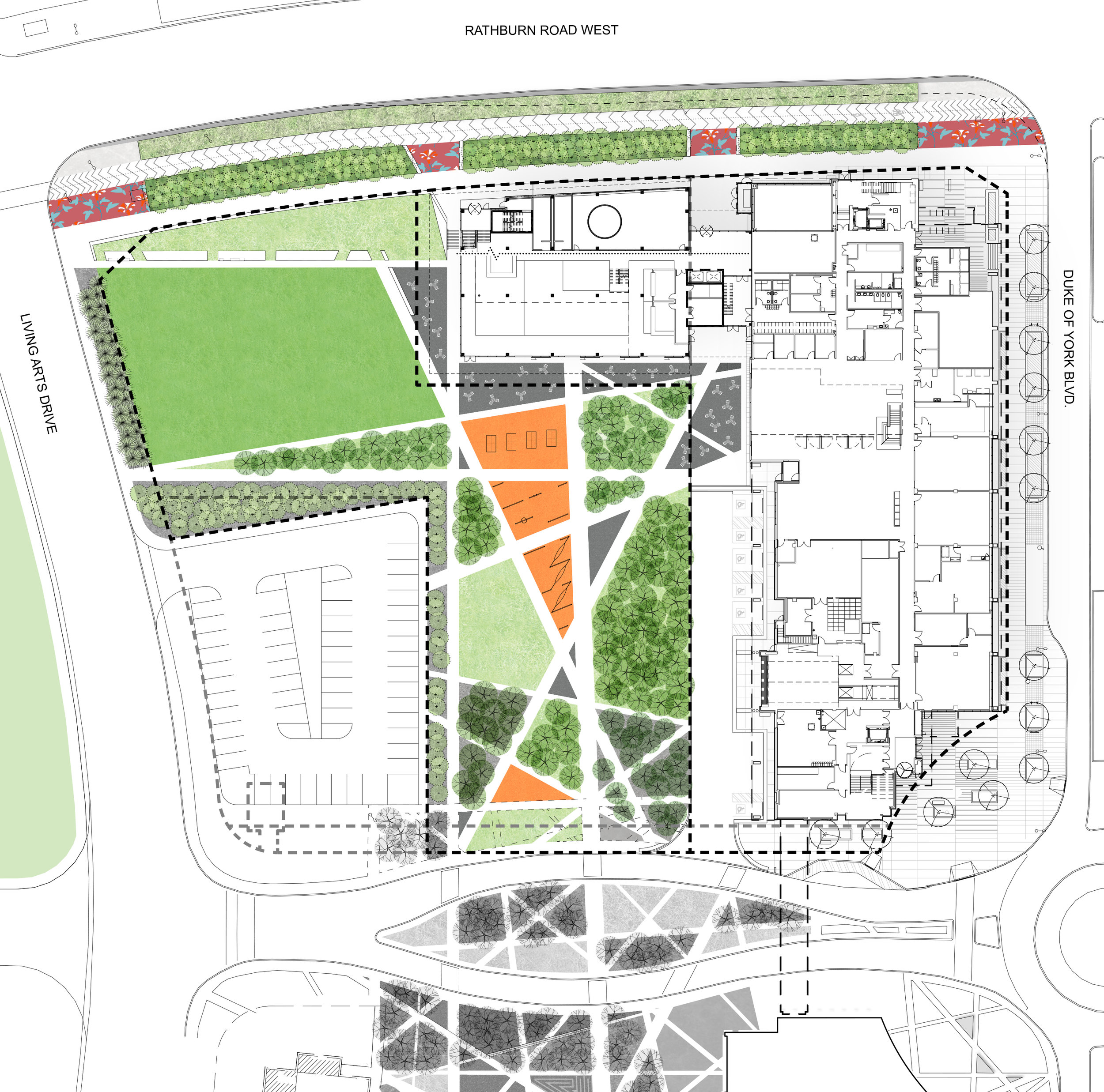 gh3 - Scholars' Green 2 - Site Plan