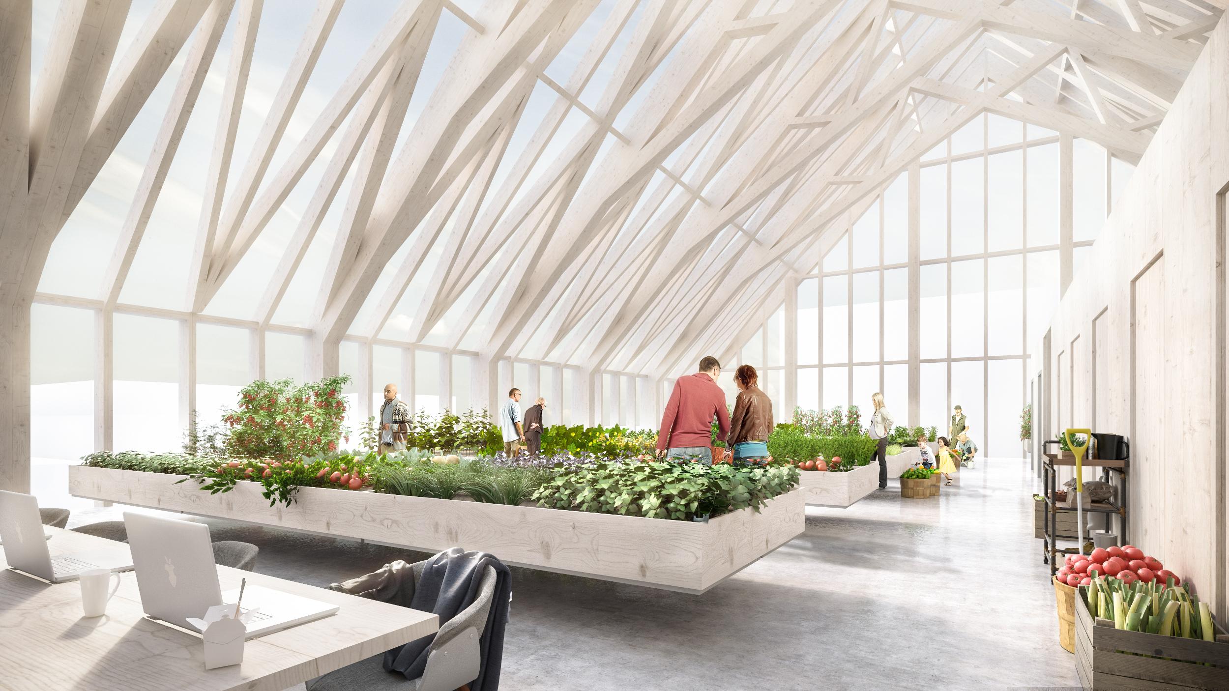 gh3 - SWL - Vegetable Garden