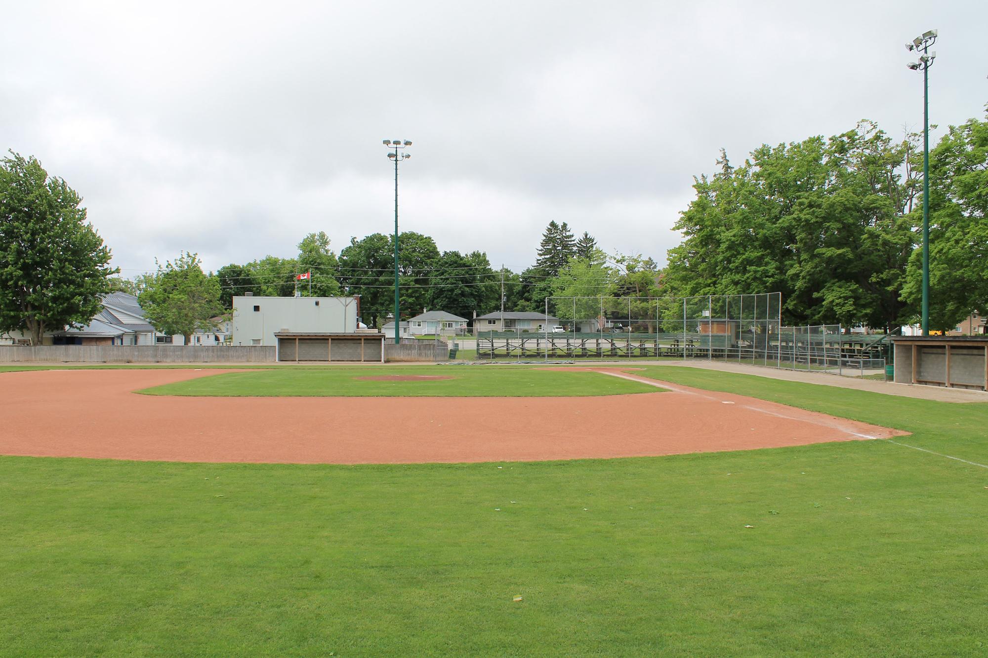John Bell South Ballpark - Listowel
