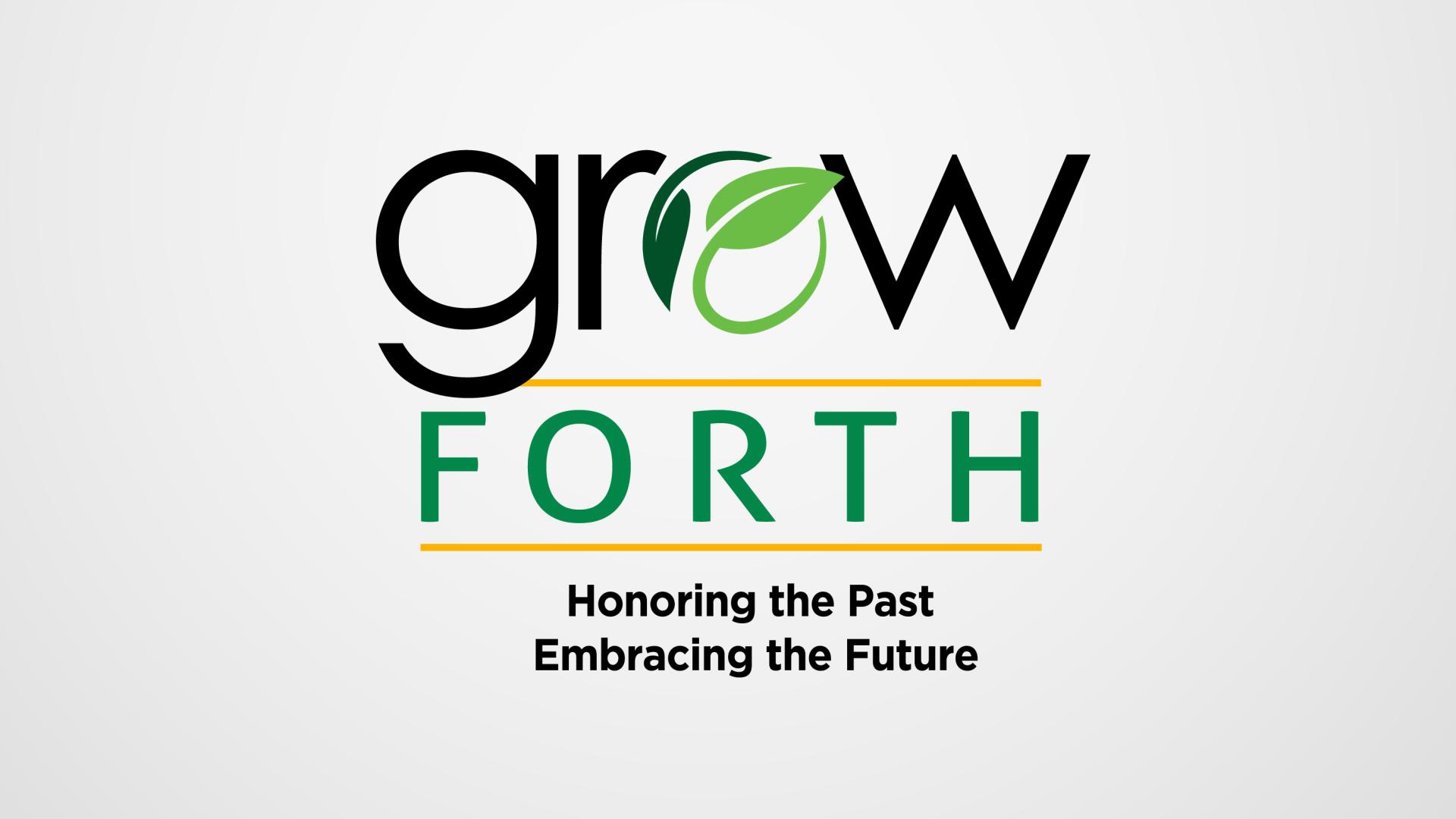 Grow Forth Logo