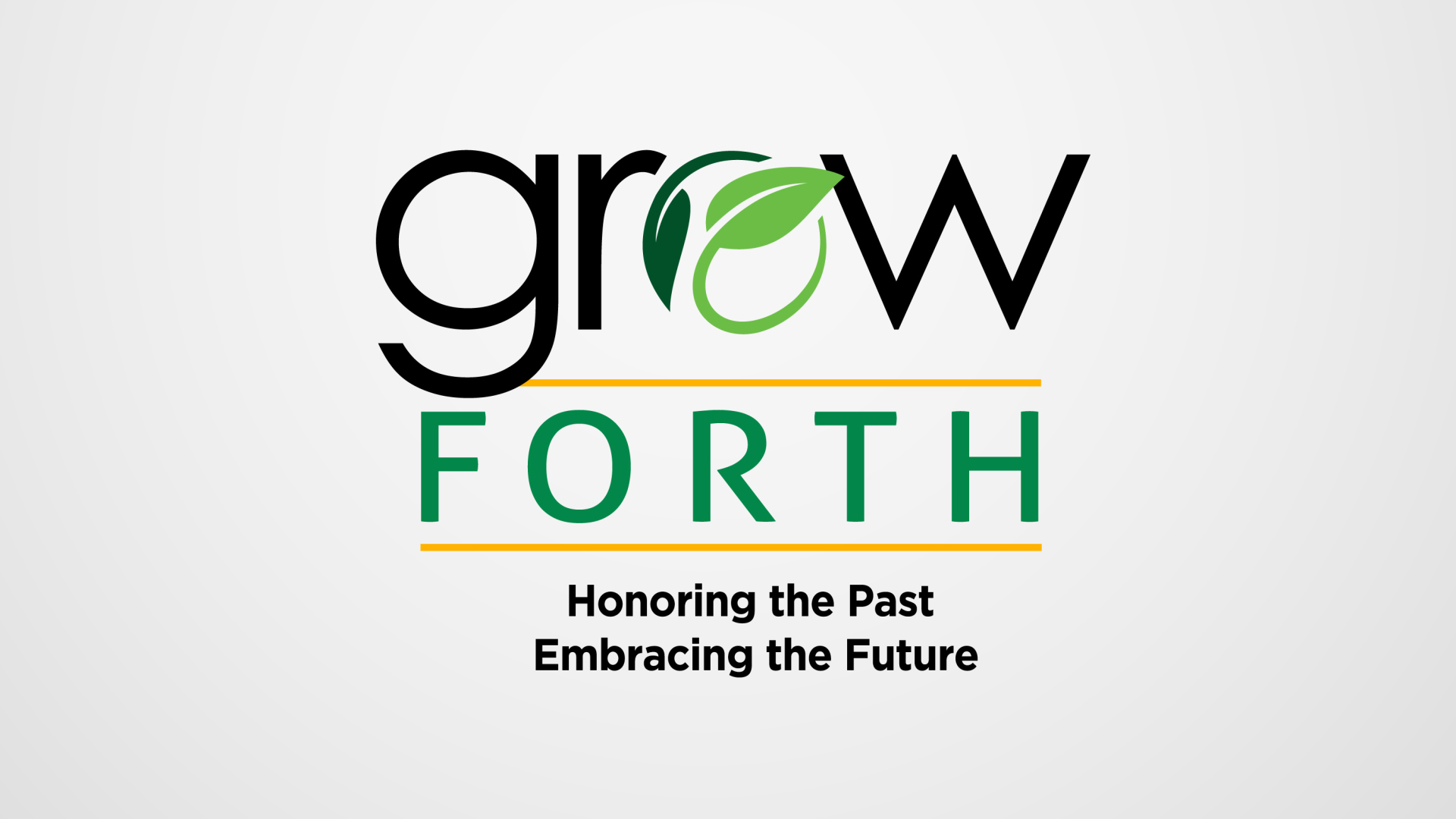 Grow Forth Logo