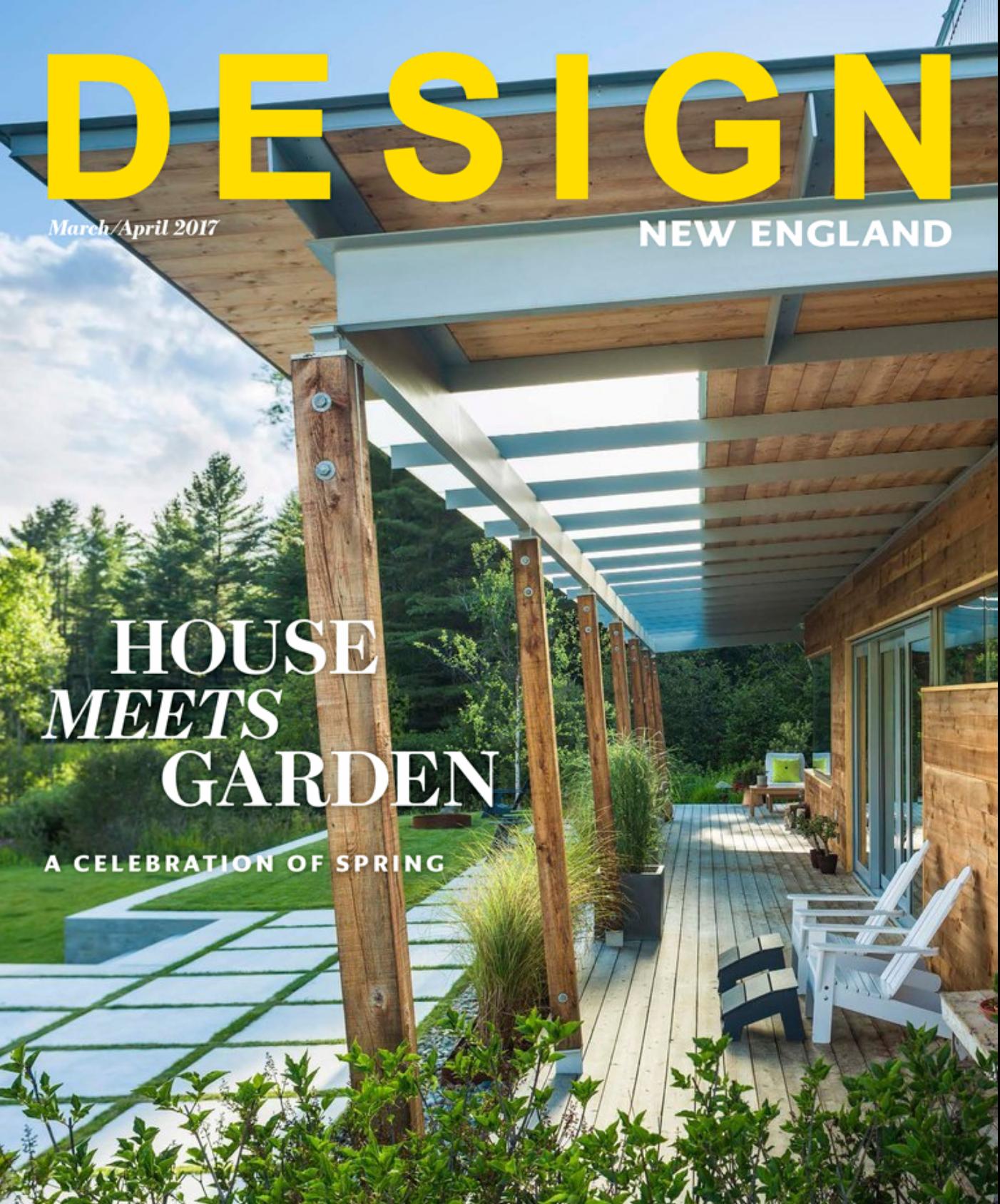 Stitchdown Farm press New England Design Magazine wedding flower farmer florist