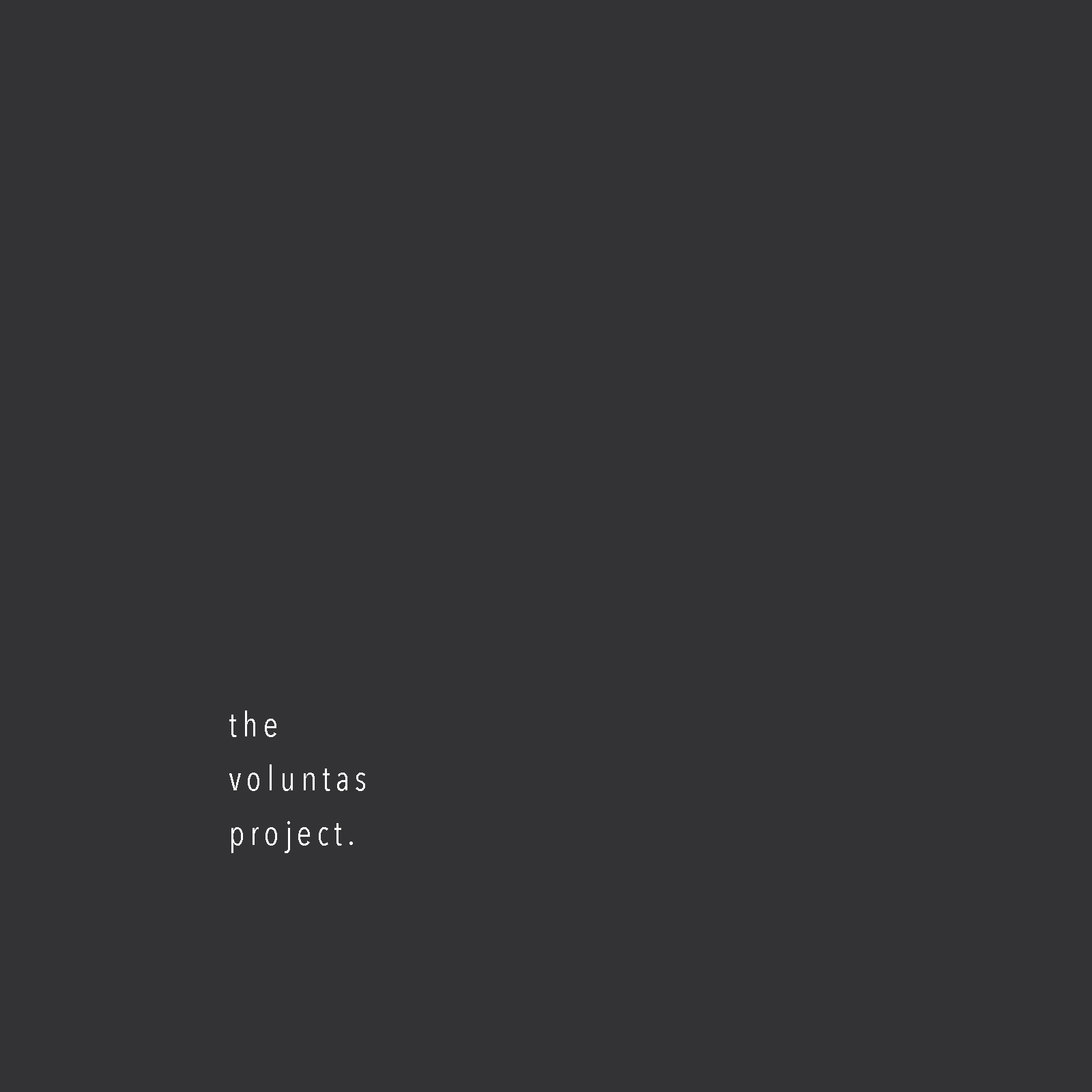 the voluntas project.