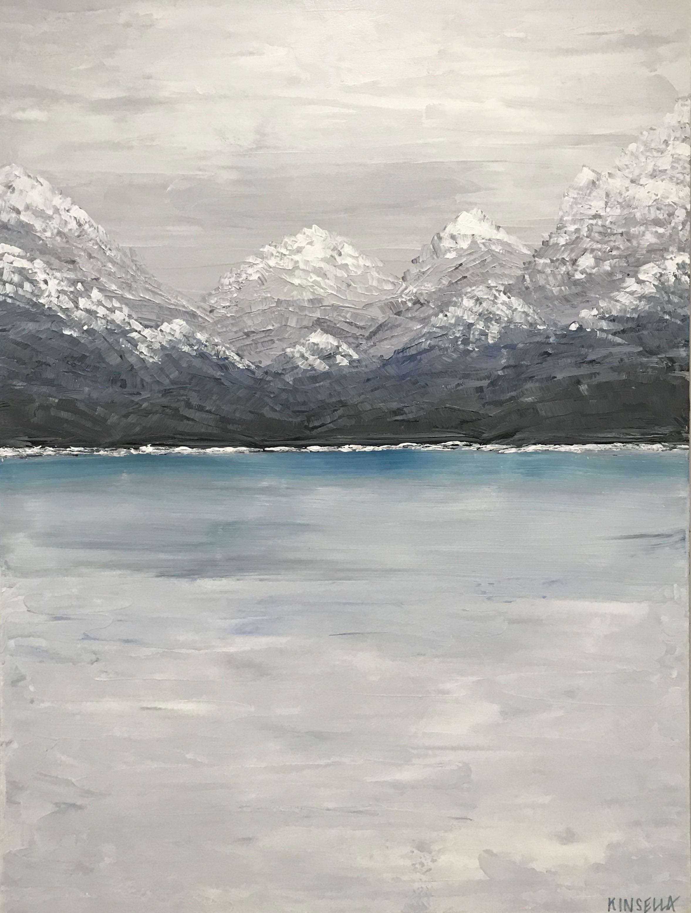 ***SOLD Glacier Blue   30x40   $1800.jpg. S&L.jpg