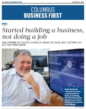 Read our feature article in Columbus Business First, click on the article above.
