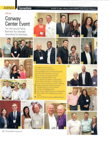 We were in Columbus CEO magazine!