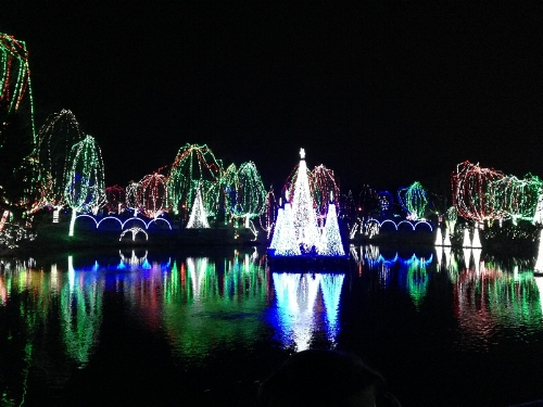 Wildlights at the Columbus Zoo and Aquarium : 11/17- 1/1  One of Columbus's best displays of lights with the added bonus of getting outside and enjoying the wild life that the zoo has to offer. Plenty of indoor exhibits to escape the cold, ice skating, visits from Santa and Mrs. Claus and so much more!
