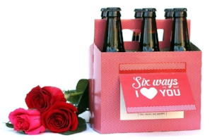 Love a Beer Lover?   Now available at your favorite online retailer... a six pack greeting card ready to fill with their favorite assortment of brews!