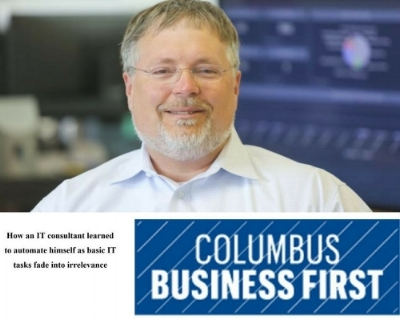 "Our CEO, named one of Business First's ""Cybersecurity People in the Know"""