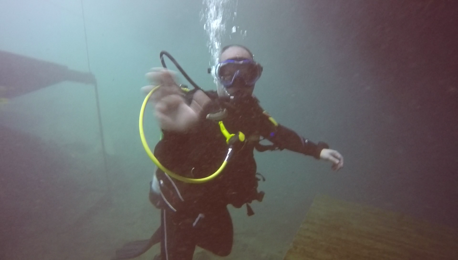 Open Water Course Gallery