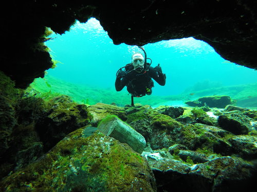 Bradley BrooksInstructor - Another one of the Instructors for SDC. He also works as a Lieutenant/AEMT with Pooler Fire/Rescue. You will find him working in the pool and on check out dives. Outside of class he spends his time spearfishing, working on reef conservation, and organizing dive trips.