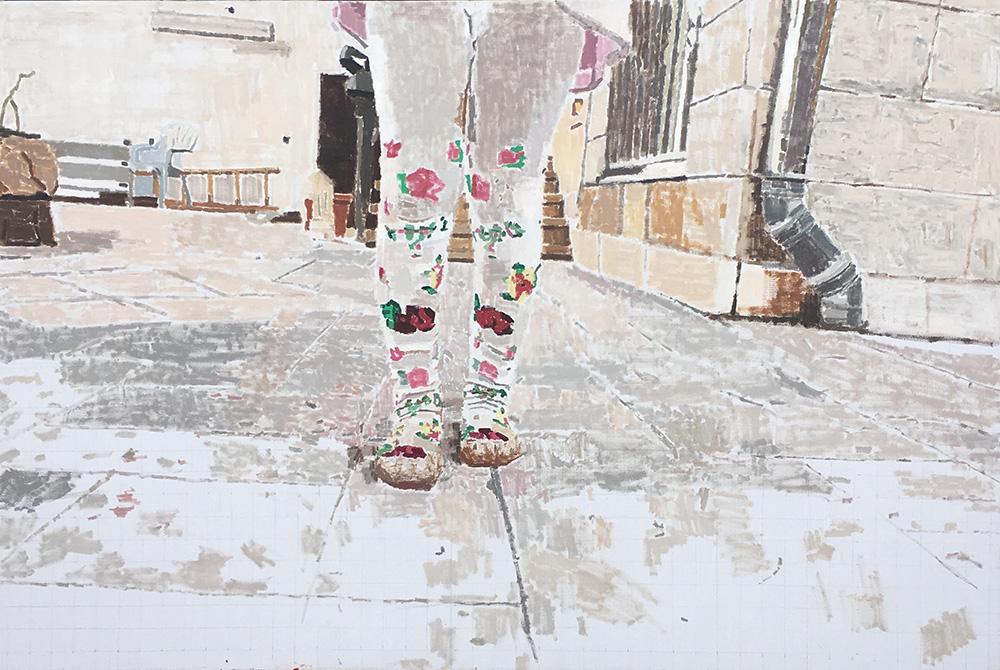 Hadvir  Alfred Gallery, Curated by Yoav Shavit Sep-Oct 2016 (Heb)