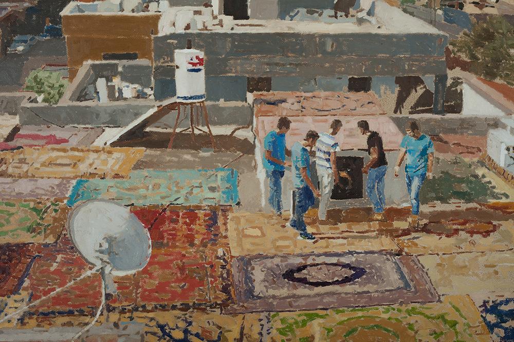 Fatma Shanan Dery, A Single Continuum Exhibition Catalogue  The Um el-Fahem Gallery, Jan 2015. Texts by: Carmit Blumenson, Gideon Ofrat and Yael Guilat (Heb, Arb, Eng)