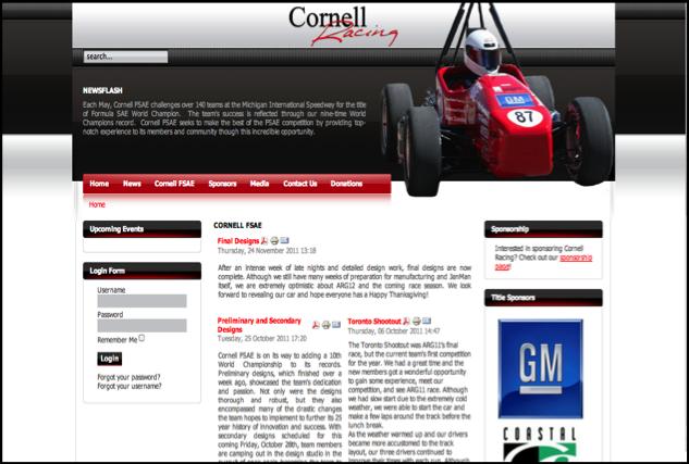 Homepage 2010-2012