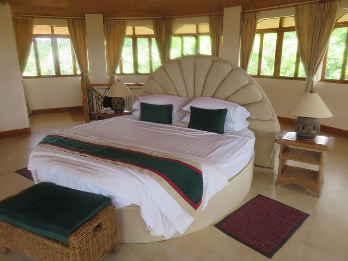 Penthouse suite at the Coco Grove Resort