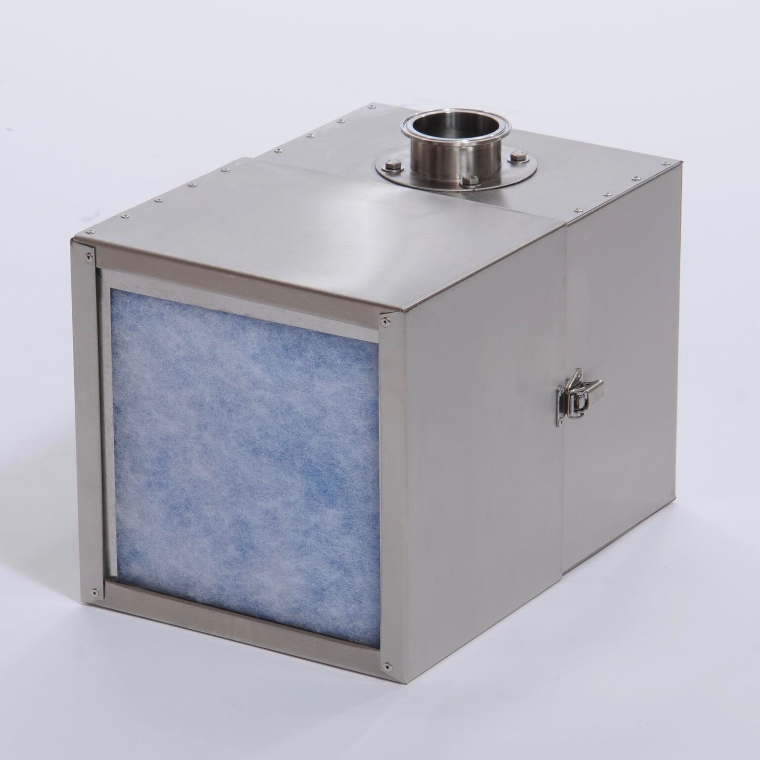 Air Vent with Optional HEPA & Tri-Clamp Connection