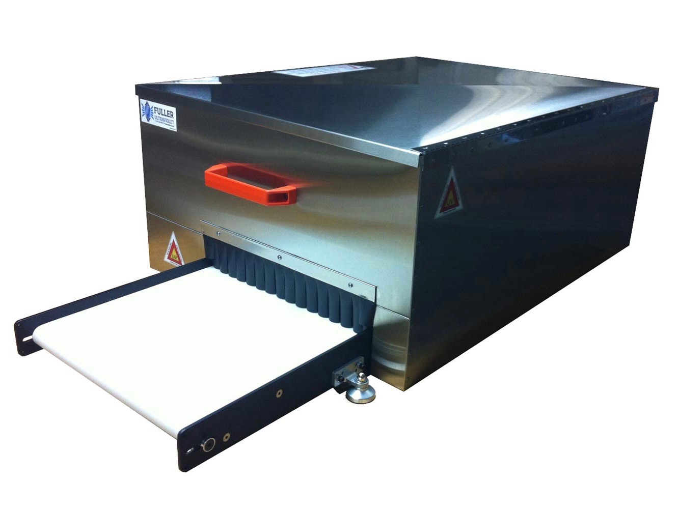 Sterilizing Conveyor System for LED Wristbands at Concert Venues