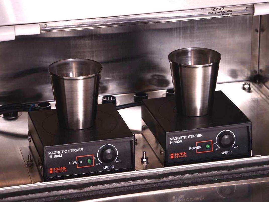 Liquid Sterilization Test Cabinet