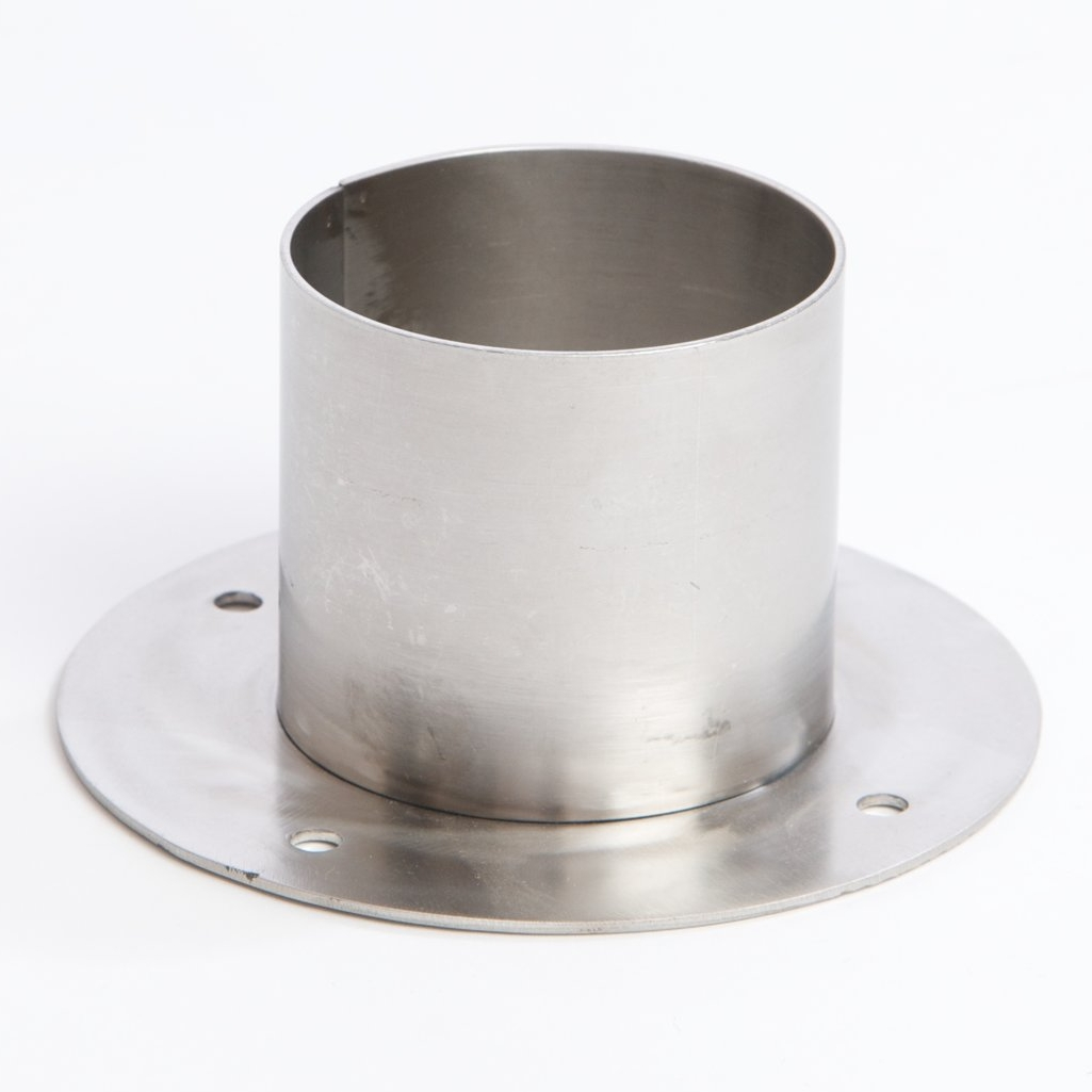 Slip Fit Ferrule:  Standard Fitting on all Sterile Conditioners.