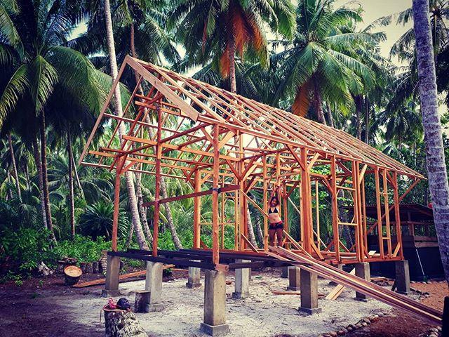 Construction update 8th December 2017.