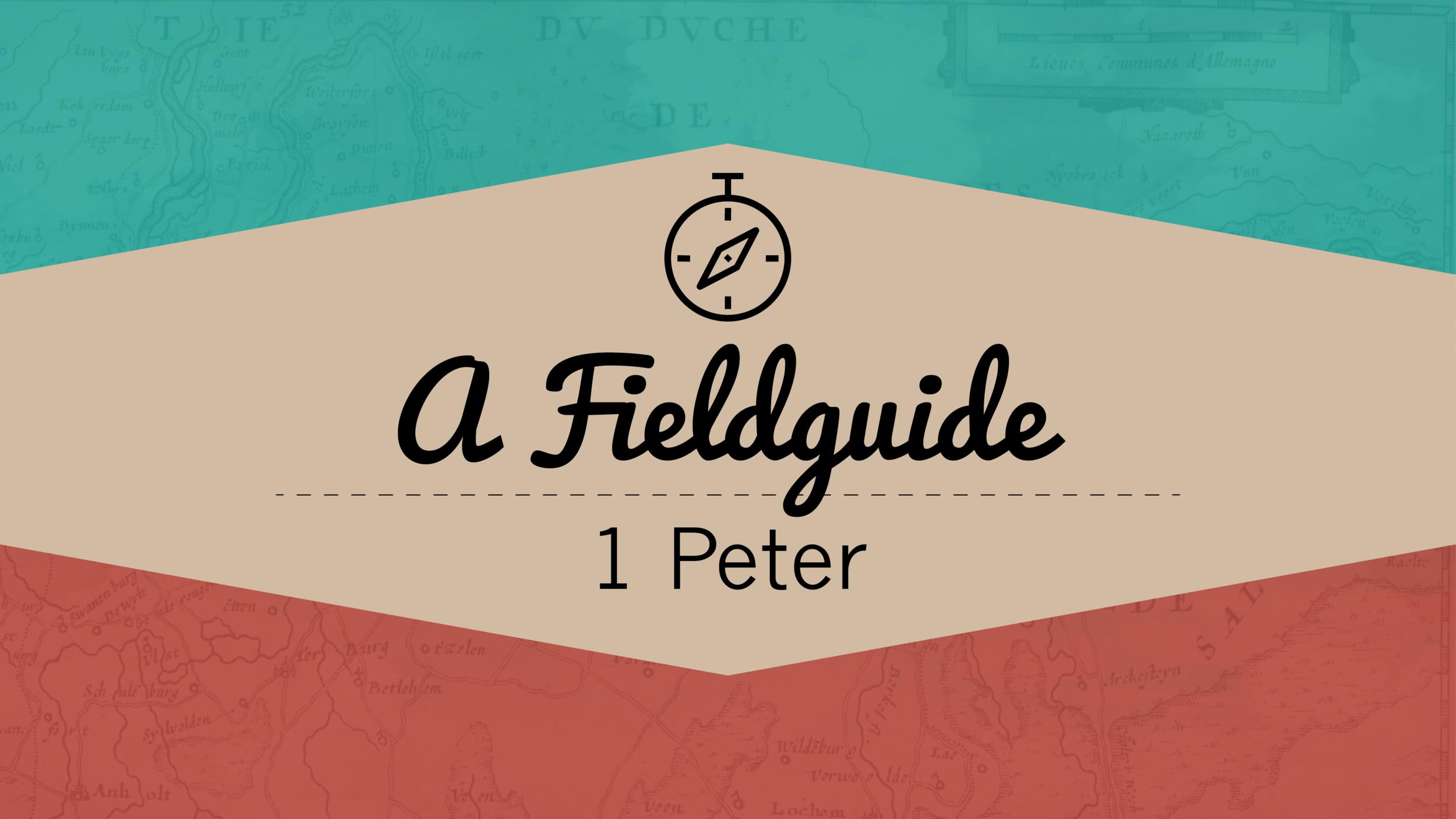 1 Peter: A Fieldguide