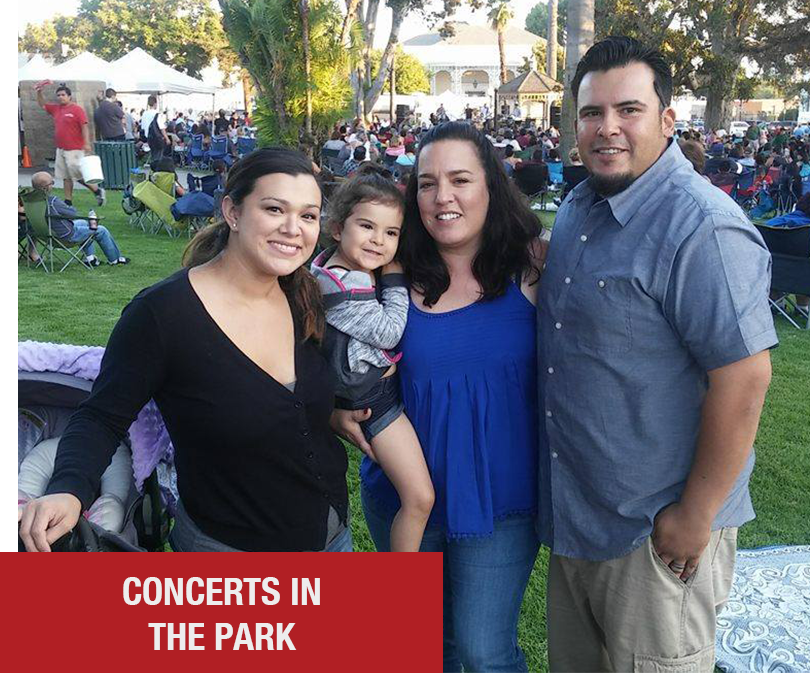 Our 'Concerts In The Park' event gives us the opportunity to give you the gift of music. Gathering all of our Raving Fans, family, friends & partners at a local park. Where we can all eat & enjoy each other's company while rocking out to music composed by local artist!