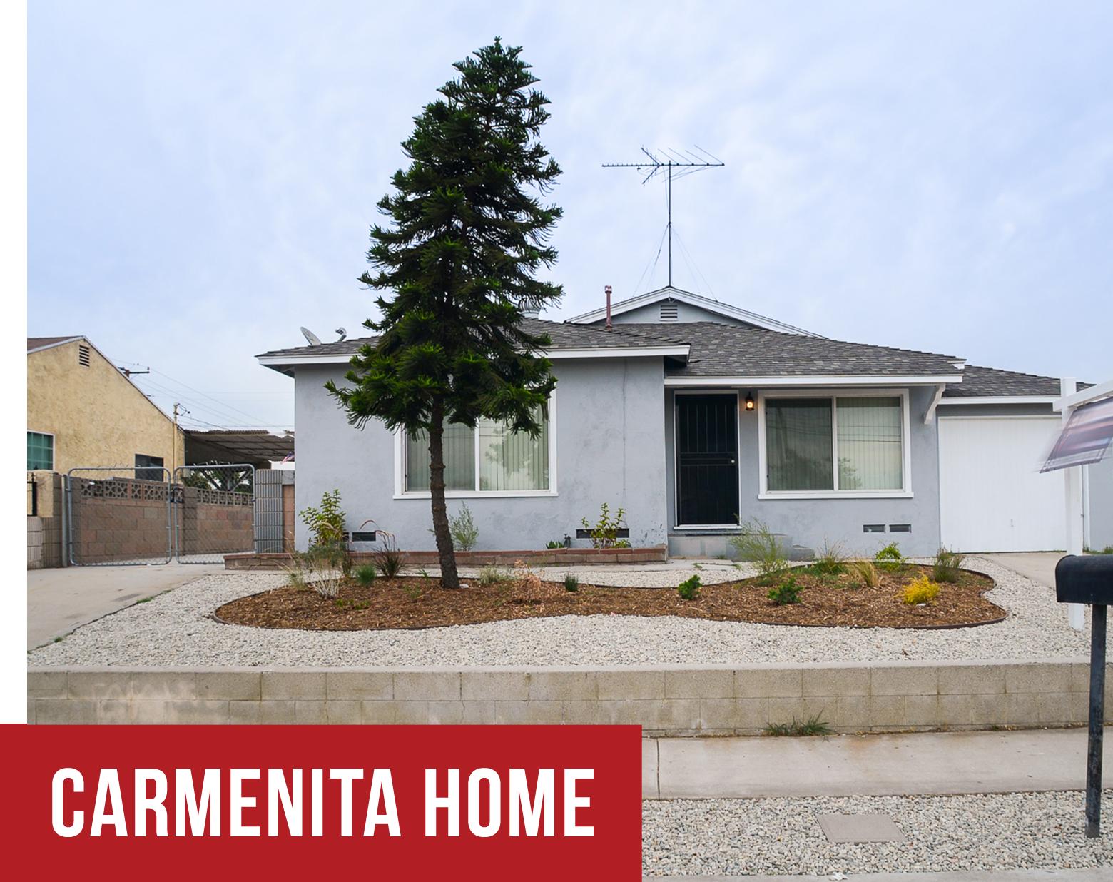 Carmenita Home Transformation