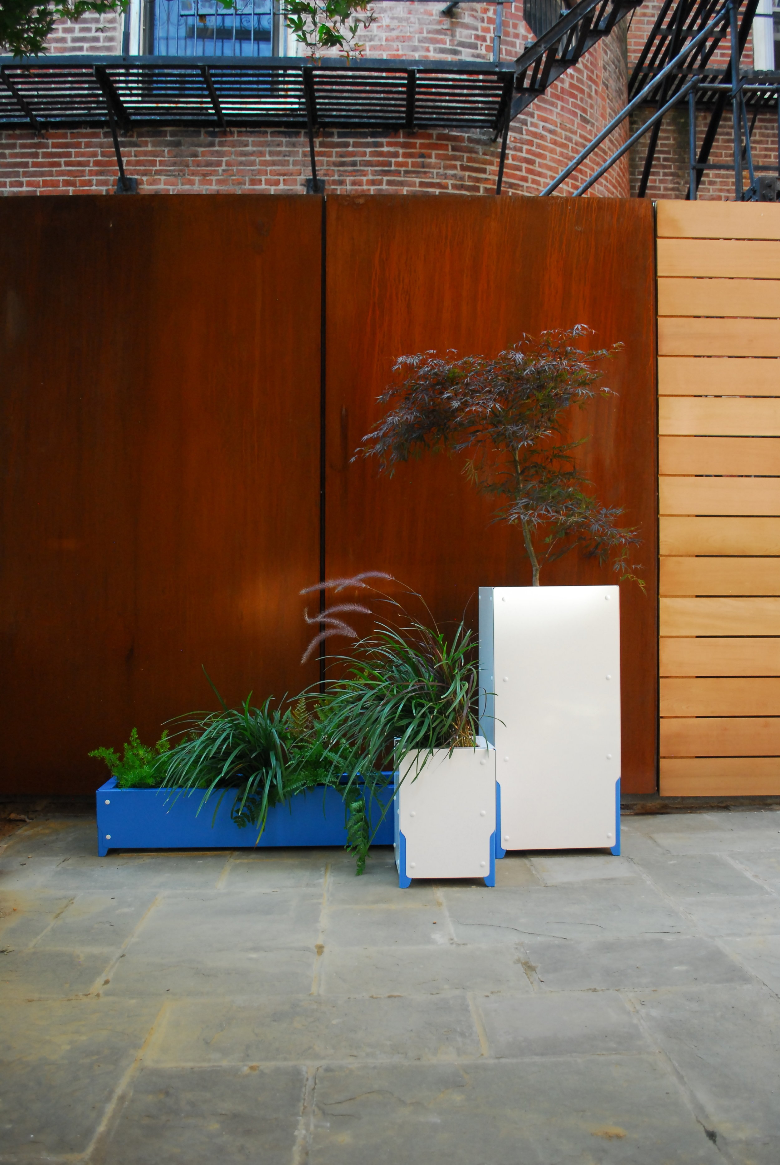 BOLTON Planter / Small, Tall and Long