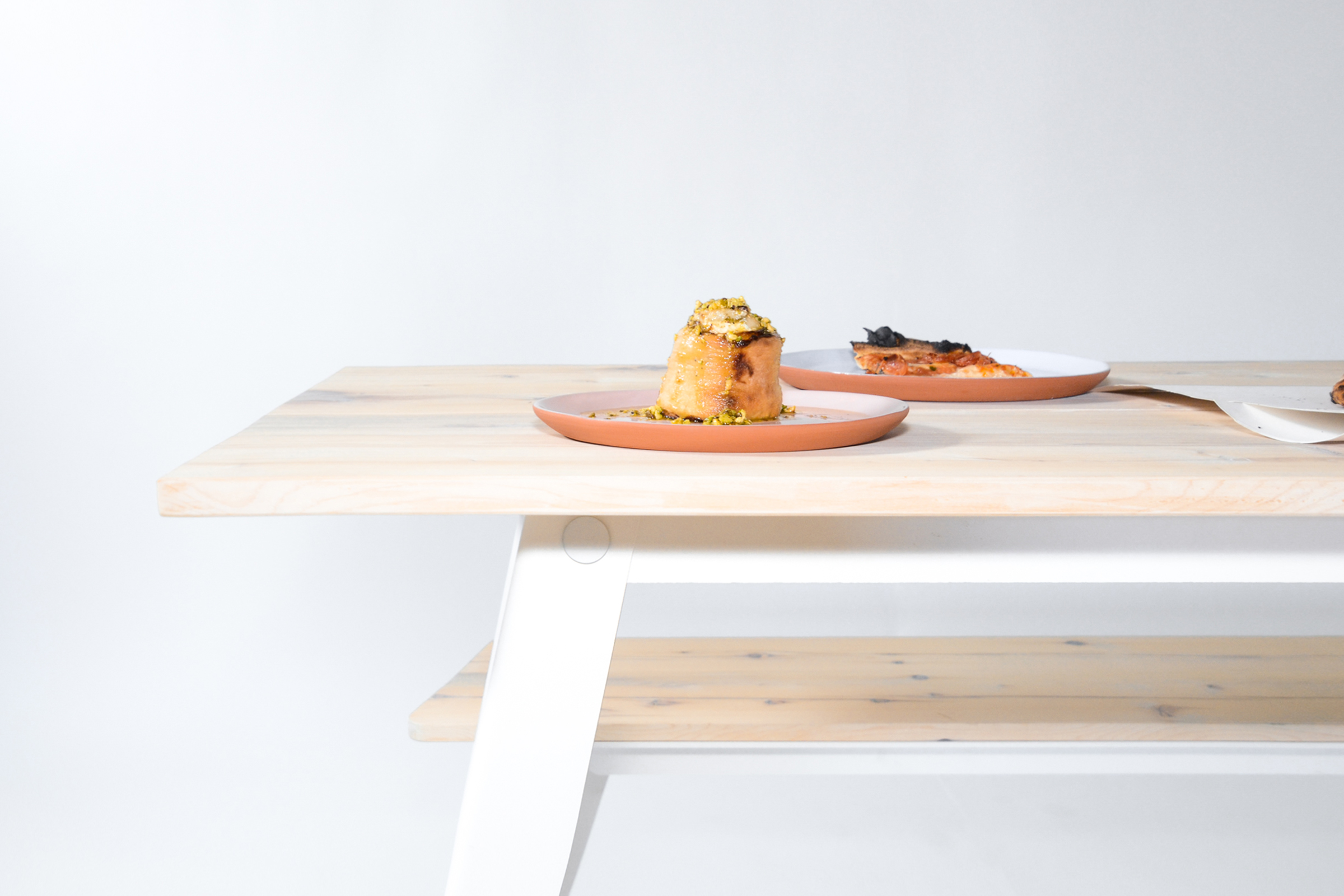 RAMBLER Picnic Table - Vetri Rotolo, Pizzeria