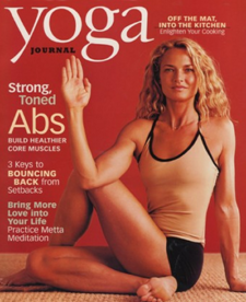 November, 2003  Yoga Journal