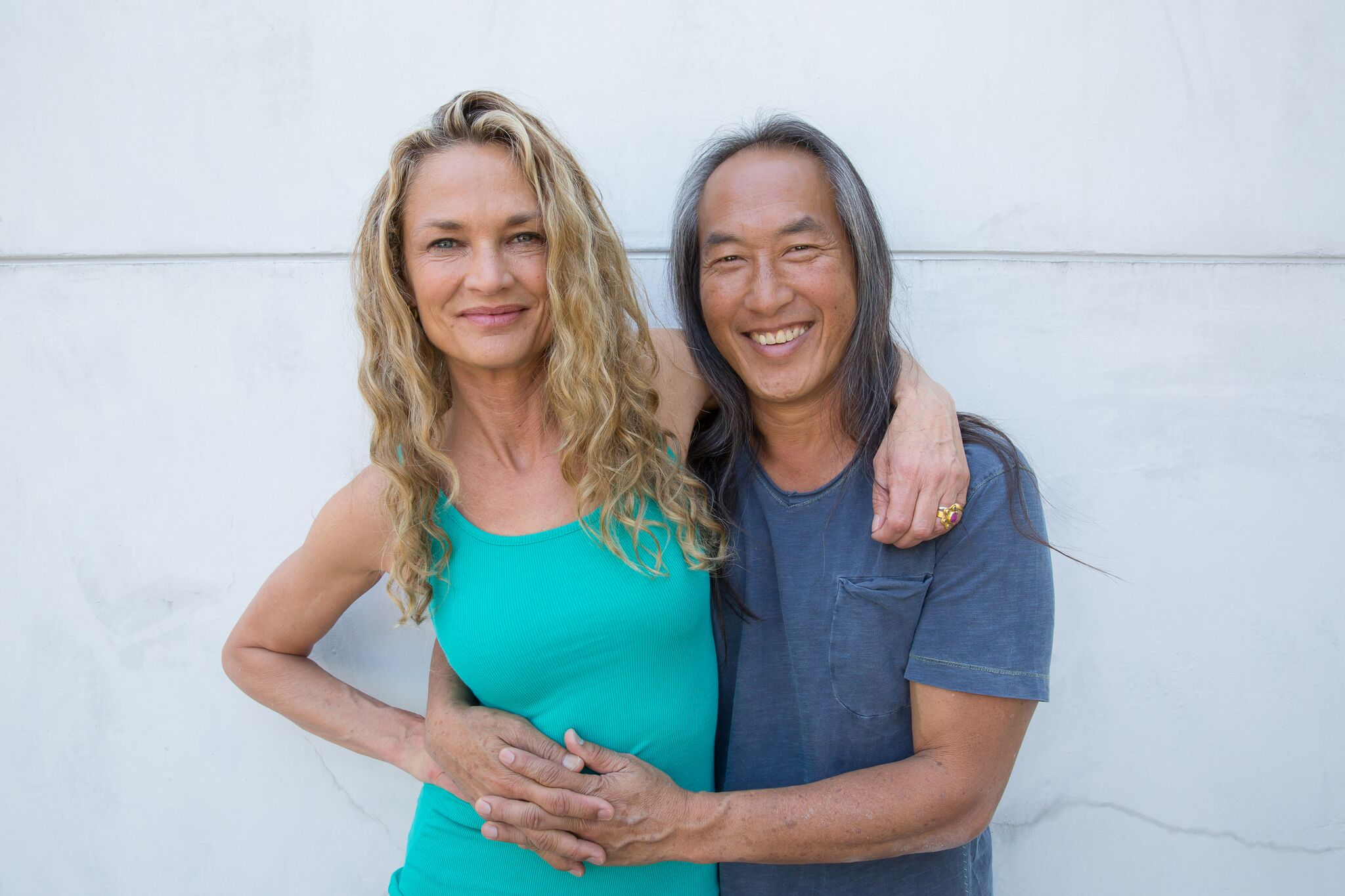 200-Hour Yoga Teacher Training with Colleen Saidman Yee and Rodney Yee -