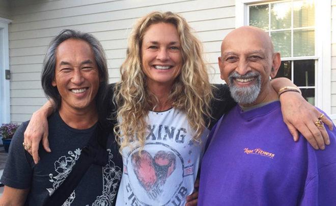 Ramanand Patel (Yoga Shanti Studio, Sag Harbor) -