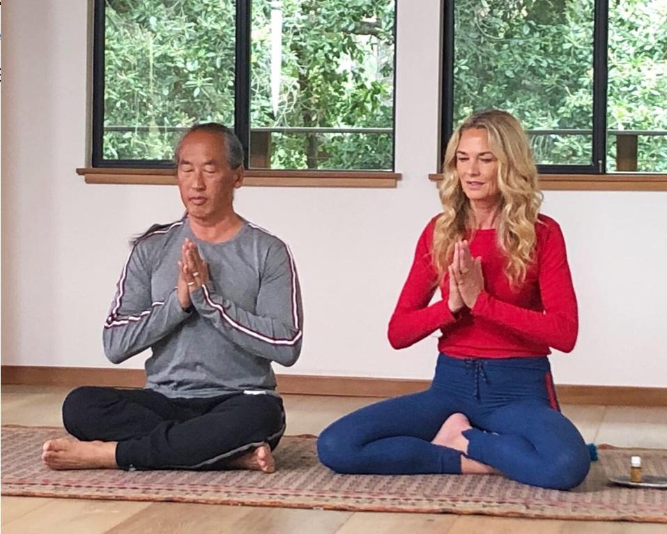 Yoga Workshop at Sun and Moon Yoga in Arlington, VA -