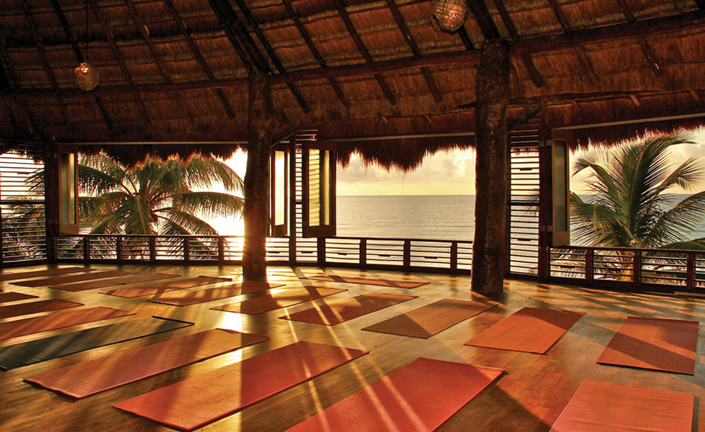 ANNUAL WOMEN'S YOGA RETREAT IN TULUM, MEXICO with colleen -