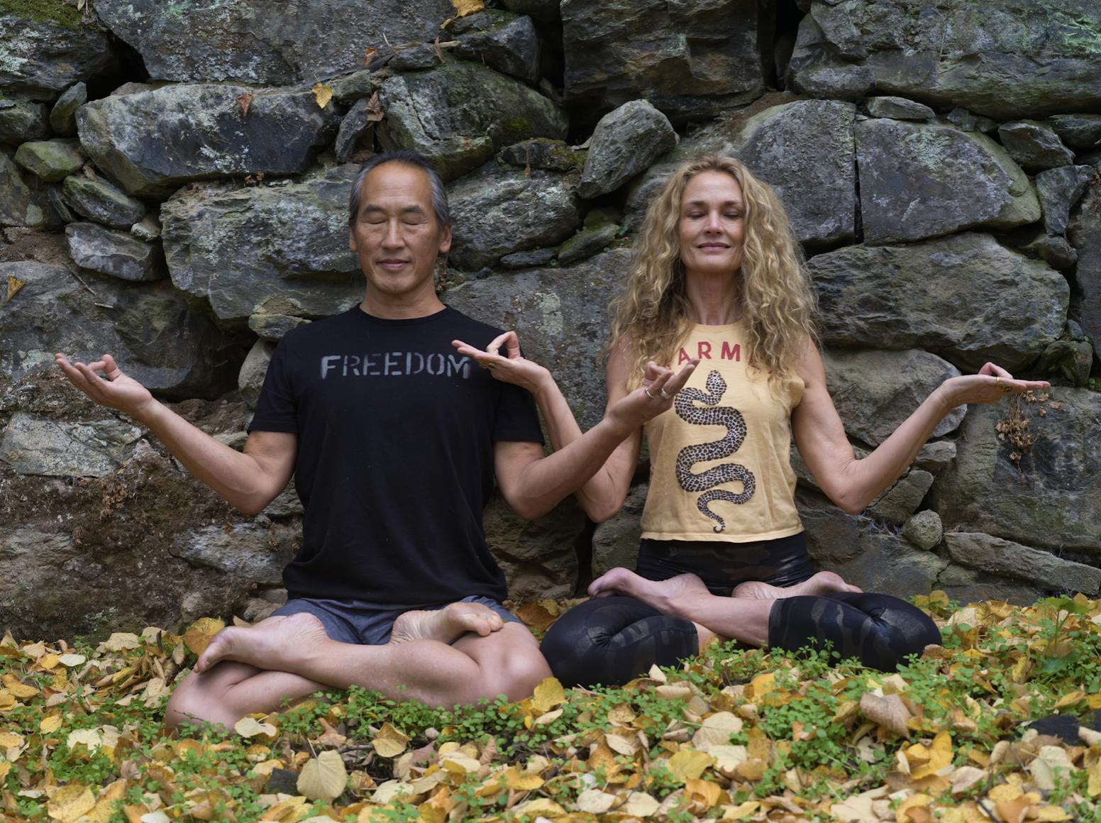"""""""The Art of Yogan:An Inspiring Master Class"""" at Five Pillars Yoga in NYC -"""