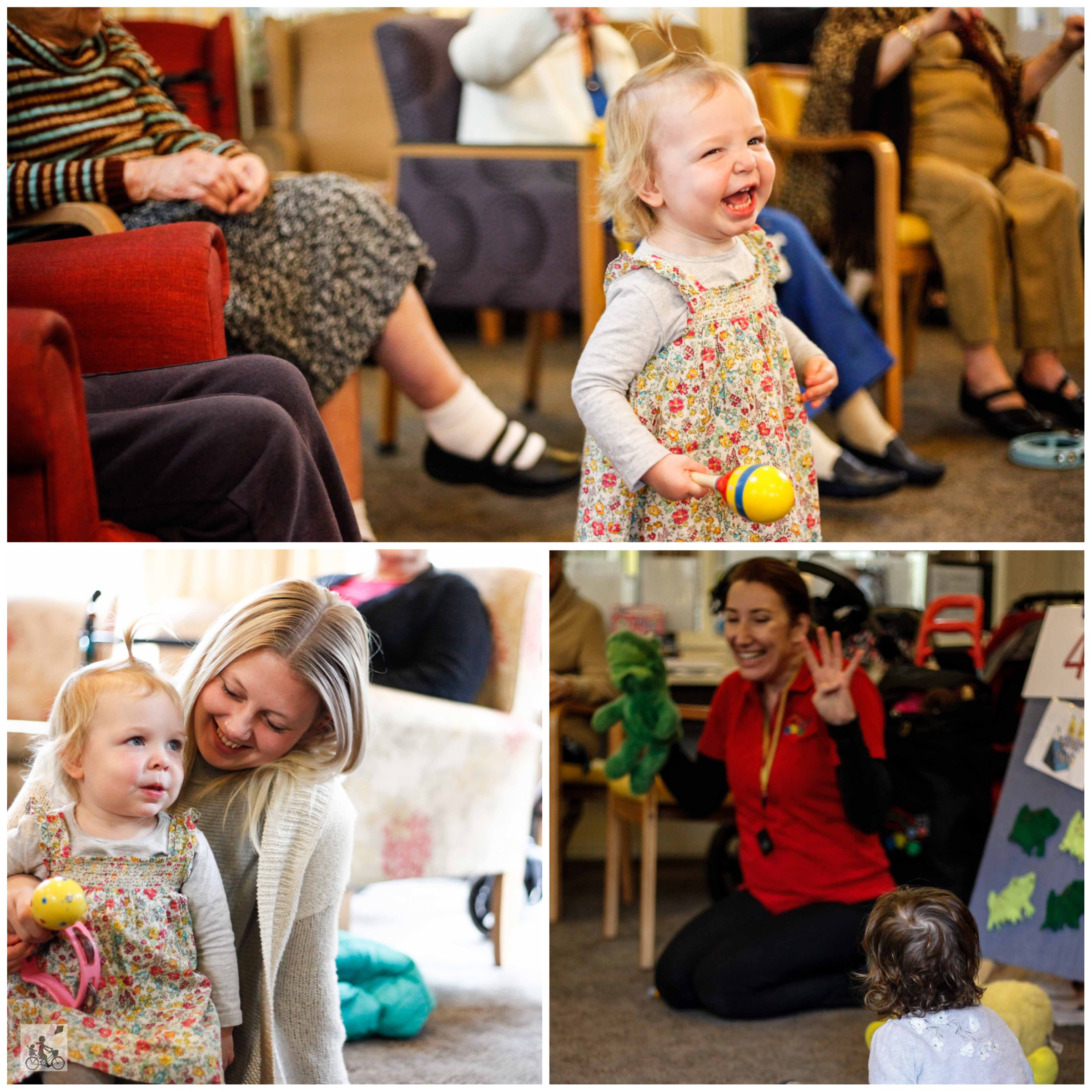 Mamma Knows North - Intergenerational Playgroup