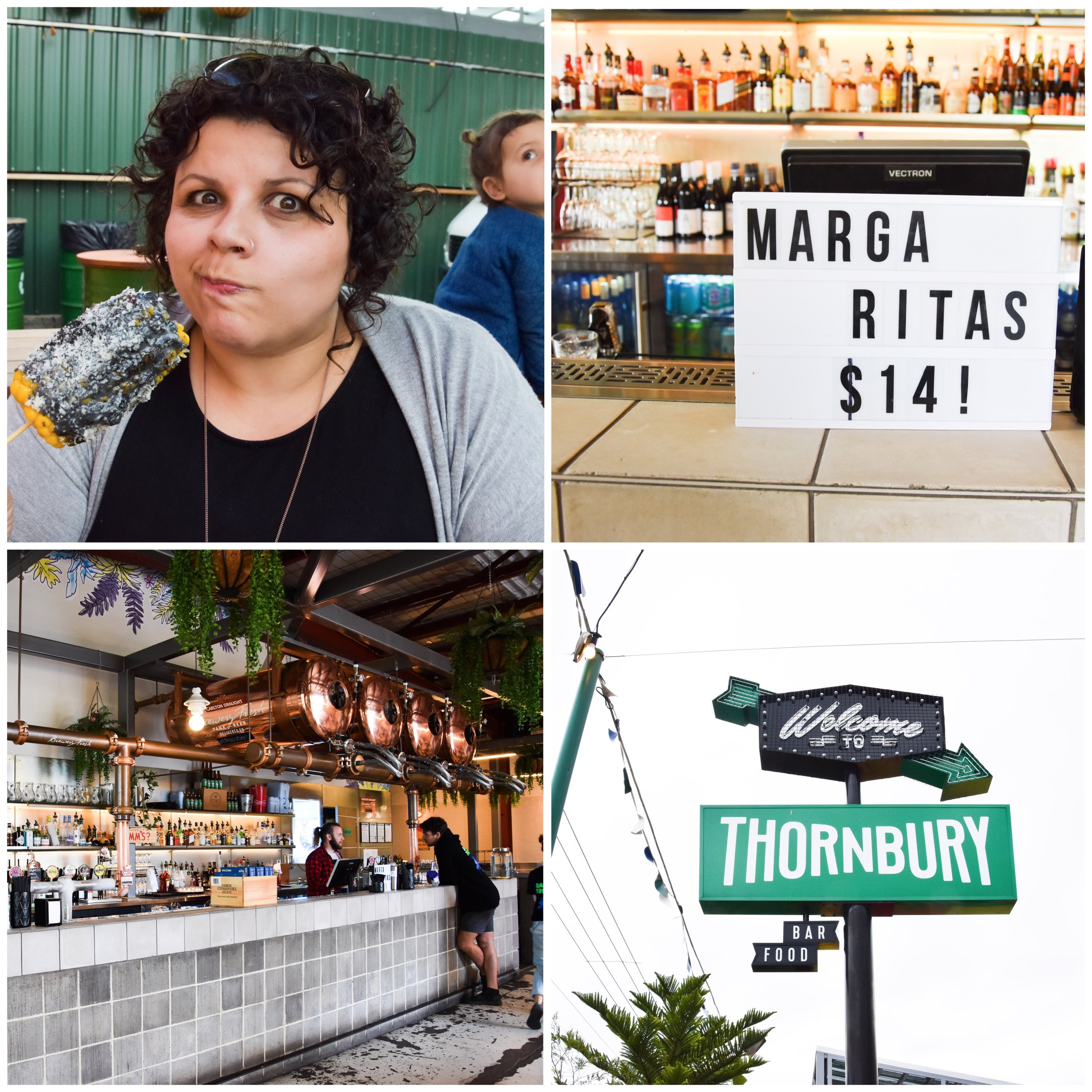 Mamma Knows North - Welcome to Thornbury