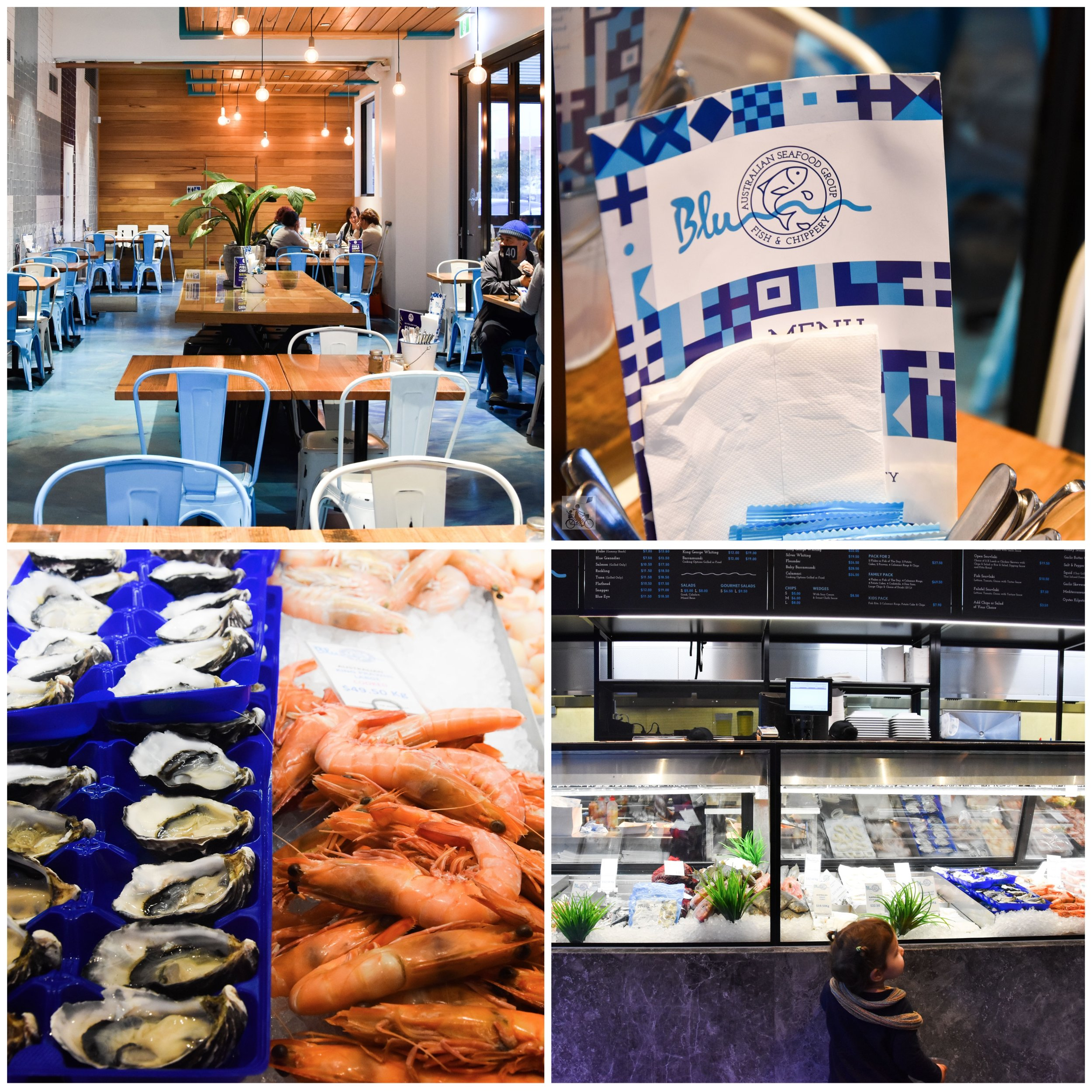 blu by australian seafood group, coburg - mamma knows north